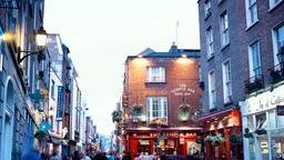 Hoteles en Temple Bar - St. Stephen's Green, Dublín